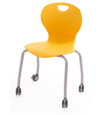 Evo Move Classroom Chair on Wheels