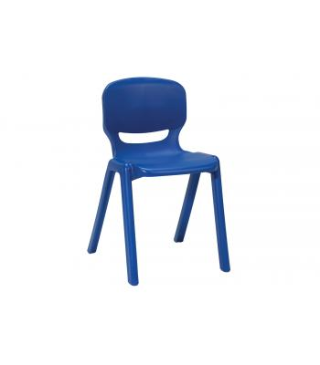 Ergos One Piece Chair Sale - Blue 430mm