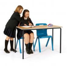 Cast PU Edge Classroom Tables
