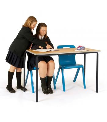 Cast PU Edge Classroom Tables