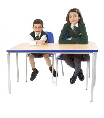 Spray PU Edge Classroom Tables
