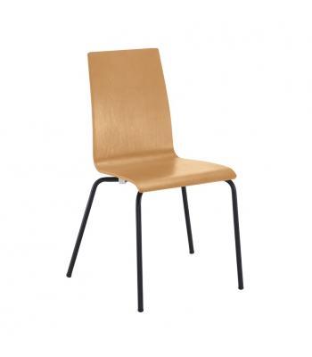 Fundamental Beech Wooden Dining Chair