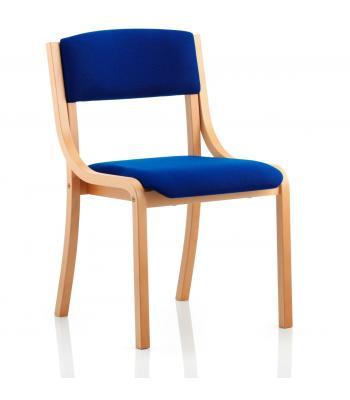 Madrid Blue Reception Chair SALE