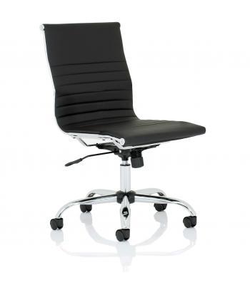 Nola Medium Back Leather Office Chair
