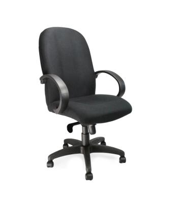 Albi High Back Executive Chair - Black (Surplus Stock)