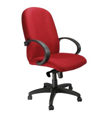 Albi High Back Executive Chair - Red (Surplus Stock)