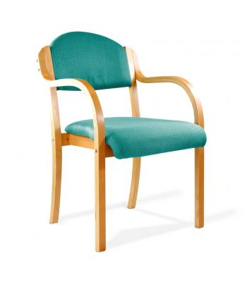 Tahara Stackable Reception Armchair