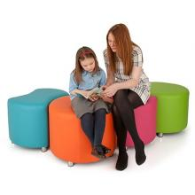 Funky Shapes Soft Seating (Discontinued Stock)
