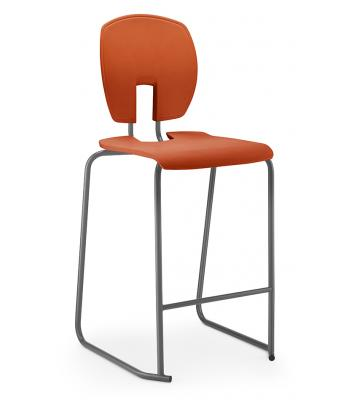 Hille SE Curve High Chairs