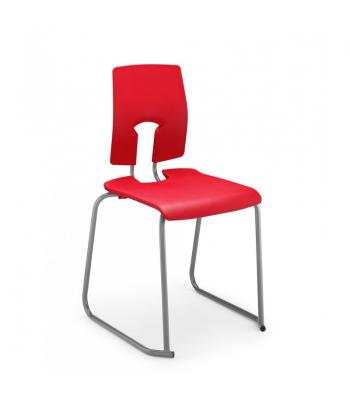 Hille SE Skidbase Chairs