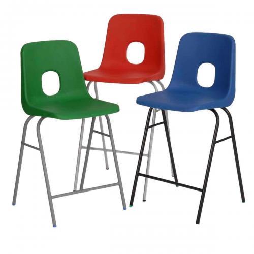 Hille Series E High Chairs School Chair Shop