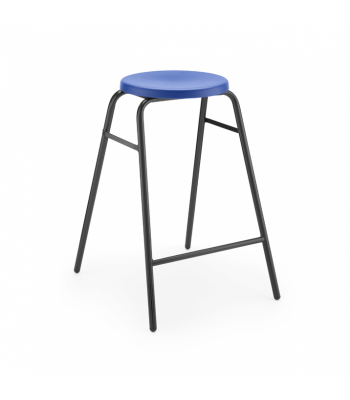 Round Top Lab Stools