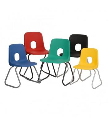 Series E Skidbase Classroom Chairs