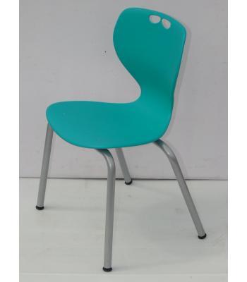 Mata Classroom Chair - Turquoise 310mm (Sale)