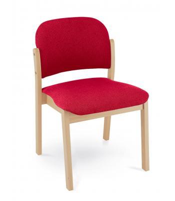 12x Malva Chairs - Wine (Discontinued Stock)
