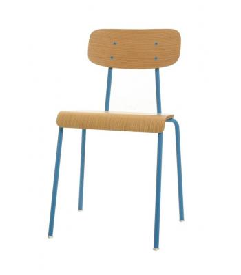 Solo Wooden Chair