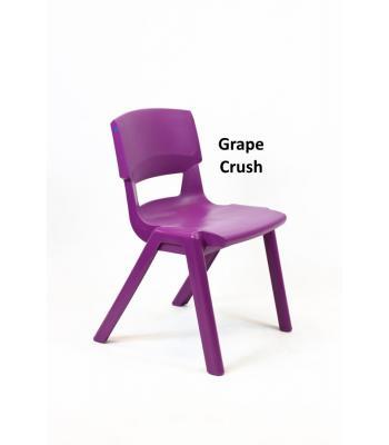 Postura Plus Chairs 430mm Grape Crush SURPLUS STOCK