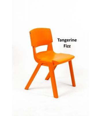 Postura Plus Chairs 430mm Tangerine Fizz SURPLUS STOCK