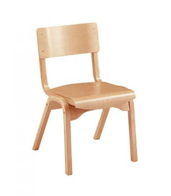 Heritage Wooden Stacking Classroom Chair