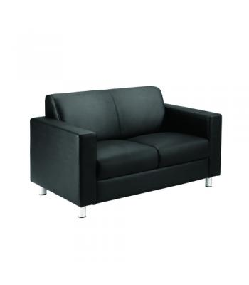 Iceberg Leather Reception Sofa