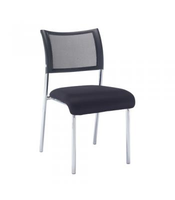 Jupiter Chrome Reception Chair SALE (MOQ 10)