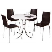 Loft Dining Chairs and Table Set