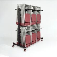140 Folding Chair Trolley