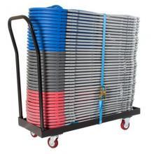 40 Folding Chair Trolley