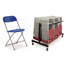 70 Flat Back Folding Chair Package