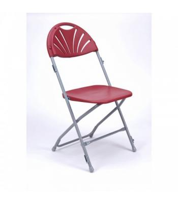 Fan Back Folding Chairs