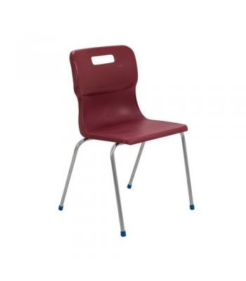 Titan 4 Leg Classroom Chair SALE 430mm
