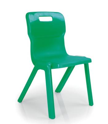 Titan One Piece Chair SALE 310mm Green